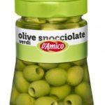 Оливки зеленые