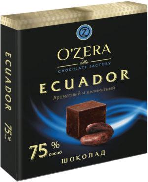 шоколад эквадор