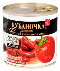 фасоль красная в томате