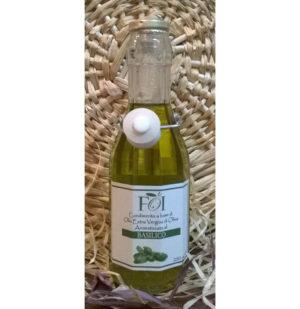 масло с базиликом