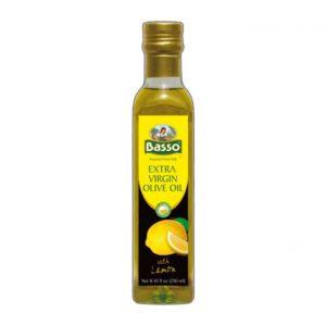 масло с лимоном