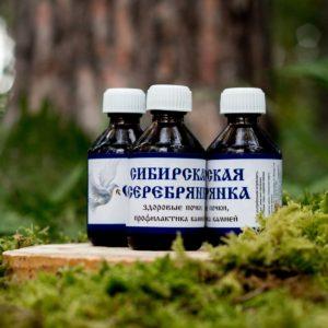 сибирская серебрянка