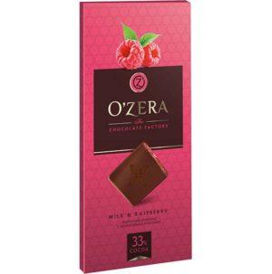 шоколад малина
